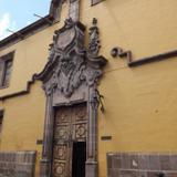 Arquitectura en cantera en el Centro Histórico. Marzo/2016