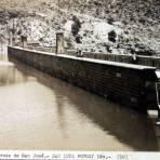 La presa de San Jose ( 1930-1950 )