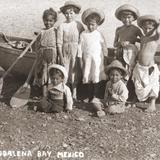 Nativos de Bahía Magdalena