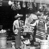 Tienda de artesanías