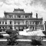 Palacio de Gobierno y Plaza de Armas