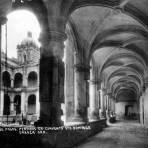 Salos de los Pasos Perdidos, en el Exconvento de Santo Domingo