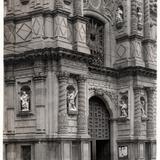 Fachada de la Catedral de San Luis Potosí