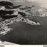 Vista aérea de Guaymas