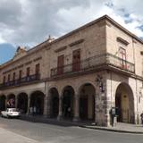 Los Portales del Centro Histórico. Marzo/2016
