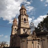 La Catedral de Morelia. Marzo/2016
