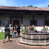 El antiguo Casco de la Ex-Hacienda de Atlamaxac próximo a reconstruirse. Se convertirá en un Hotel