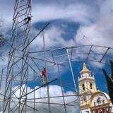 Chignahuapan se prepara para su XXI Feria Nacional del Árbol y La Esfera