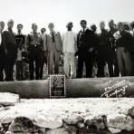 Obra construida durante la Presidencia de Lazaro Cardenas (