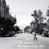 Avenida Juarez ( 1930-1950 )