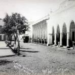 Portal Allende y Hotel Colon. ( 1900-1930 )