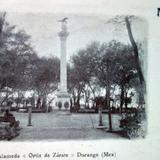 Alameda Ortiz de Zarate ( 1910-1930 )
