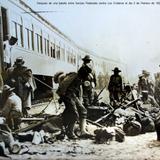 Despues de una batalla entre fuerzas Federales contra Los Cristeros el dia 2 de Febrero de 1927 en Durango
