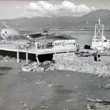 Catastrofe por algun Huracan