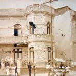 Calle de Bucareli Durante La decena Tragica.