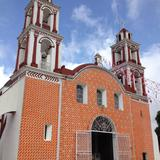 Santuario del Señor de Piaxtla. Julio/2016