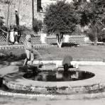 Fuente del Parque Revolución
