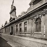 Palacio de Justicia y Cárcel del Distrito