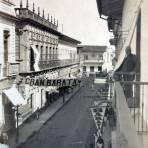 Calle Enriquez.