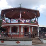 Kiosco del Parque Bicentenario. Diciembre/2016