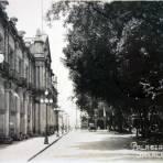 Palacio de Gobierno. ( Fechada el dia 16 de Agosto de 1923 )