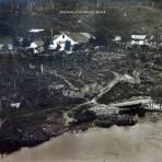 Hacienda el Modelo en Nogales Oaxaca ( Fechada el dia 8 de Dic. de 1908 ).