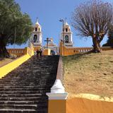 Santuario de Nuestra Señora de los Remedios. Enero/2017