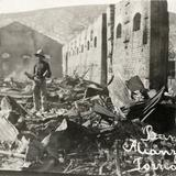 Incendio de la fábrica de jabones La Alianza