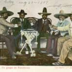 Un grupo de rancheros