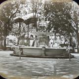 Jardín Zenea: Fuente de la Diosa Hebe