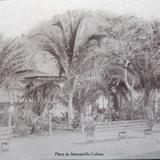 Plaza de Manzanillo Colima.