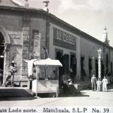 Mercado Arista lado Norte.