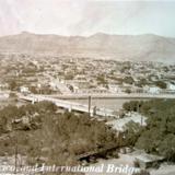 Panorama de el Puente Internacional.
