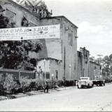 calle Andres Delgado fotografía de los años 1950