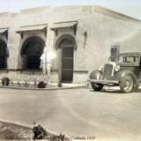 Hotel Huizache alrededores de Saltillo Coahuila 1935