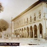Palacio Municipal de Teziutlan Puebla.