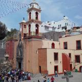 Santuario de San Miguel Arcángel. Abril/2017