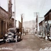Calle de Aldama.