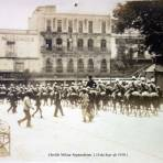 Desfile Militar Septembrino ( 16 de Sep- de 1910 )
