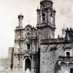 Iglesia de San Fransisco Ecatepec.