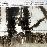 Dia de Fiesta en Guadalupe Zacatecas ( Fechada el dia 10 de Noviembre de 1904 ).