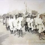 Fiestas de el Centenario Desfile Historico ( 16 de Sep 1910 )