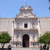 Templo de la Inmaculada Concepción. Abril/2016