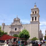 Templo de la Inmaculada Concepción. Abril/2017