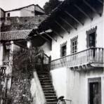 Escena tipica Taxco Guerrero