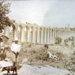 El Acueducto de Los Remedios ( Fechada el 23 de Agosto de 1948 ).
