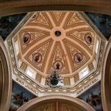 Cupula de la parroquia de San Francisco de Asís