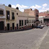 Centro Histórico de Zacatecas. Abril/2017
