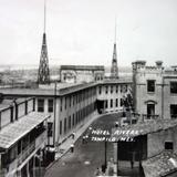 Hotel Rivera ( Fechada el 14 de Enero de 1936 ).