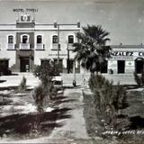 Hotel Tivoli y Jardin.